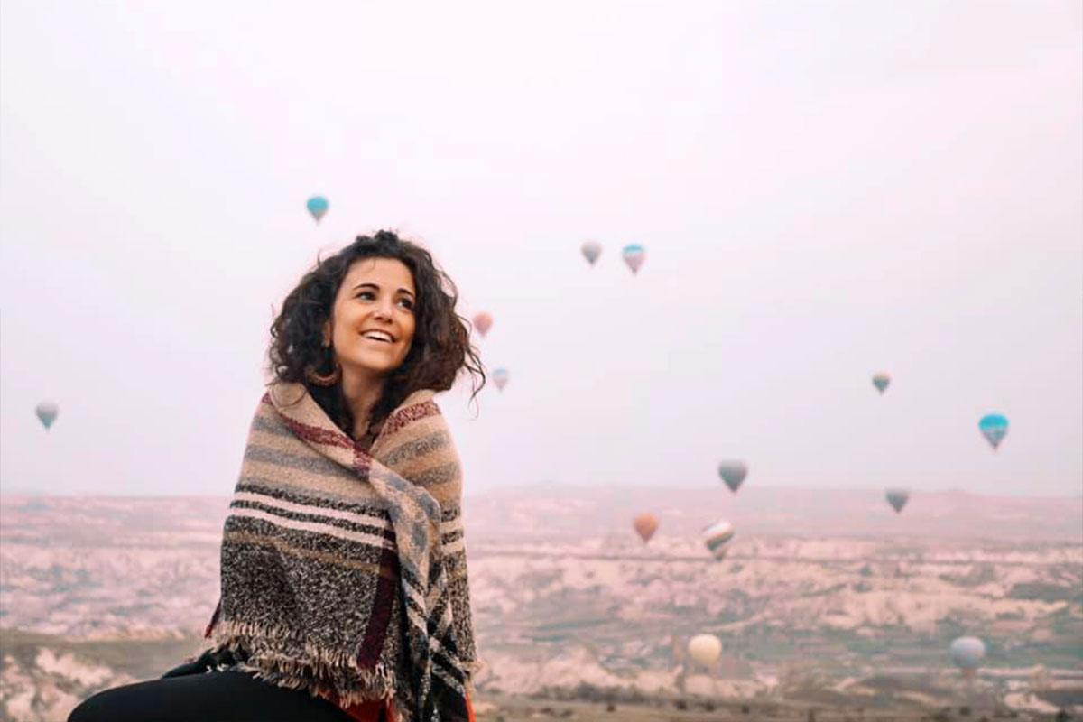 il volo delle mongolfiere in cappadocia