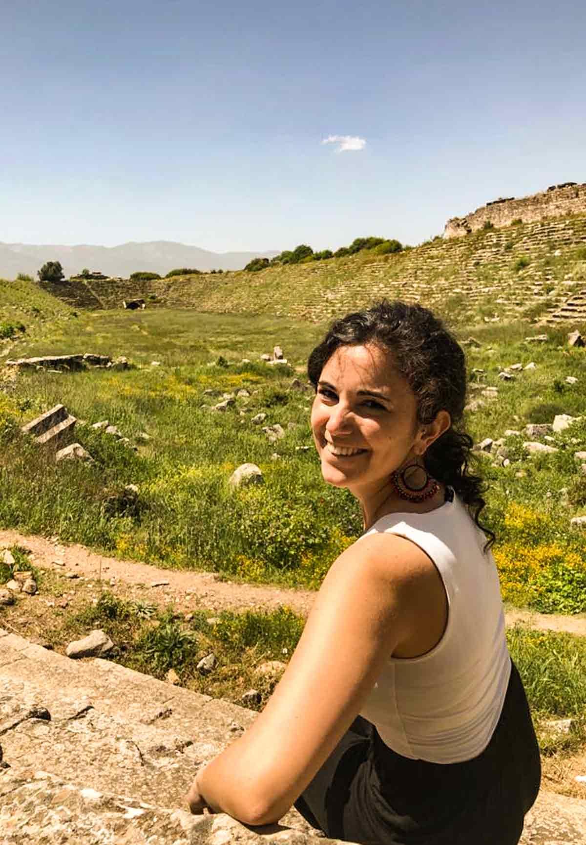 escursione ad aphrodiasias in cappadocia