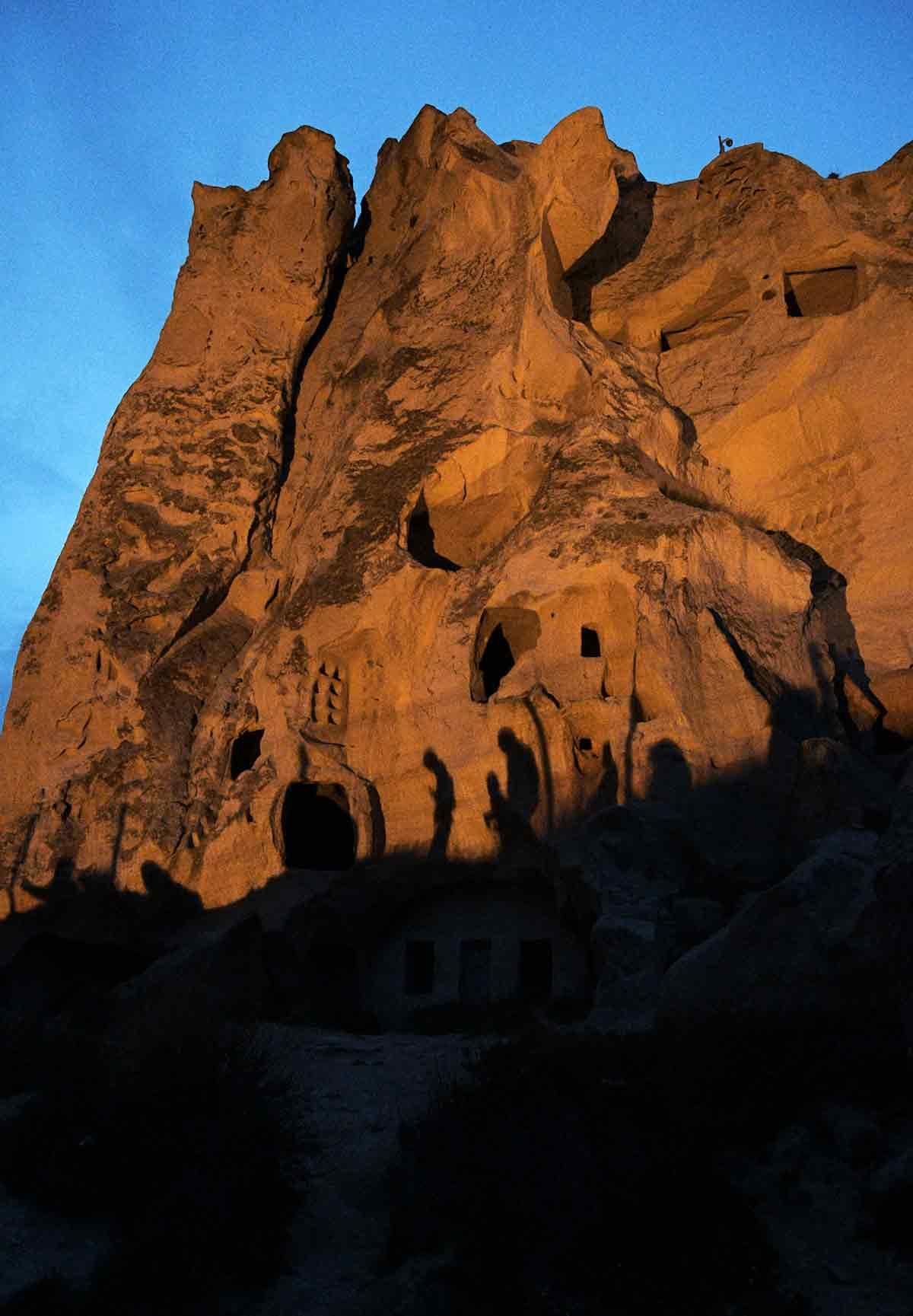 il castello di uchisar