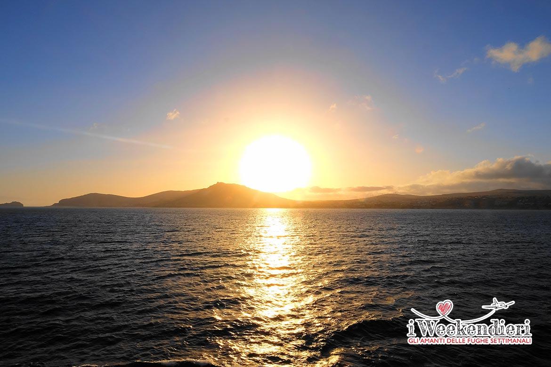 tramonto a porto santo
