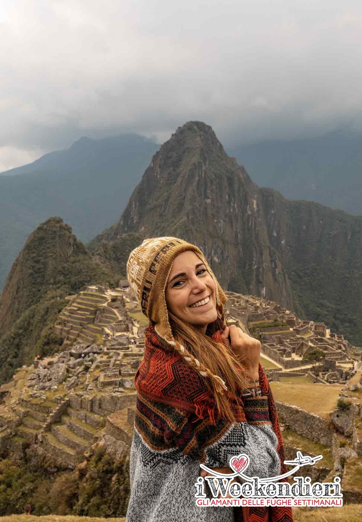 la bellezza di Machu Picchu