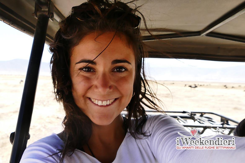 safari nella savana in tanzania