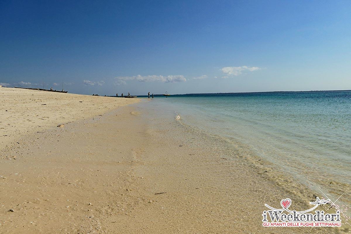 spiaggia di kwenda zanzibar