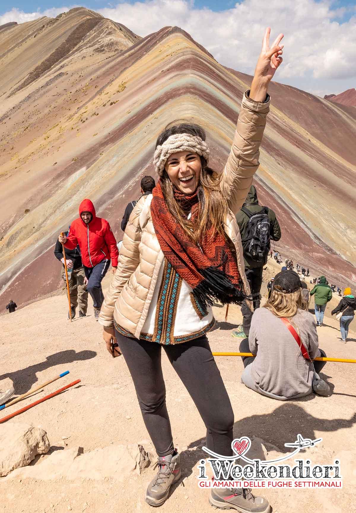 montagna colorata perù