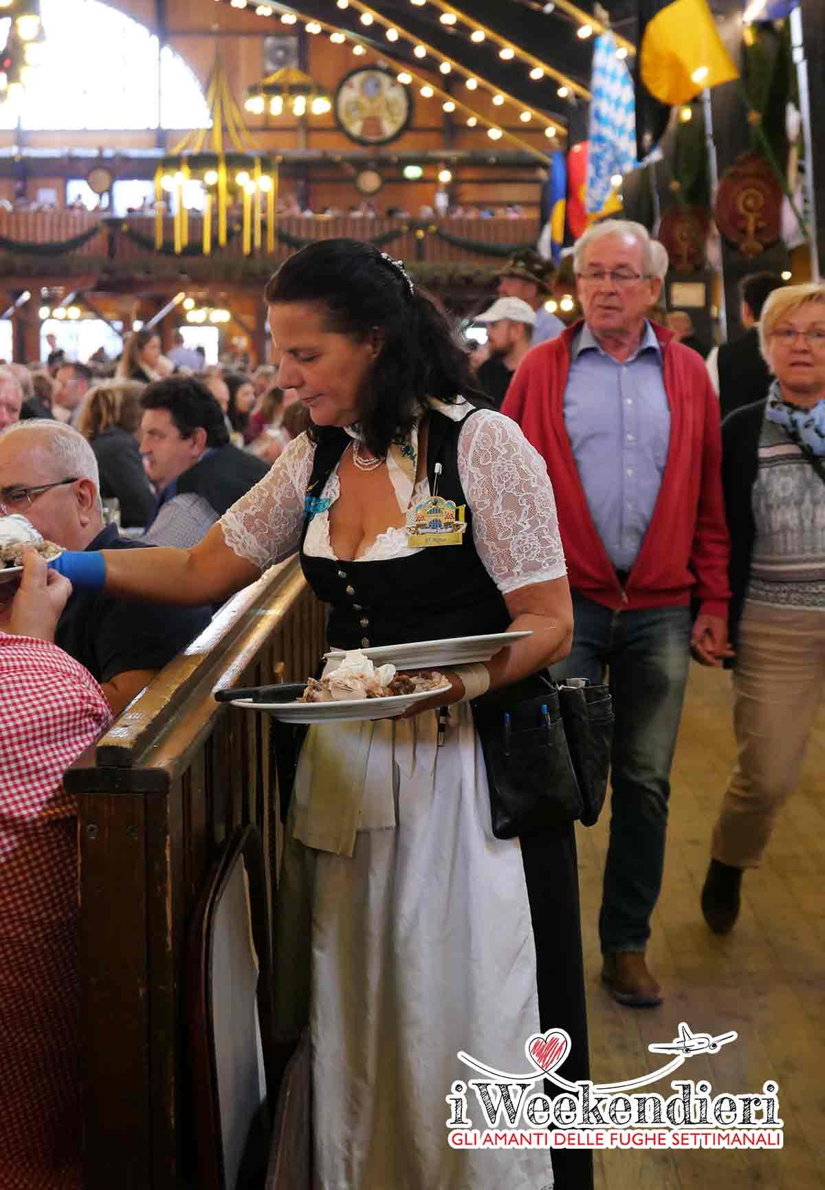 Oktoberfest di Monaco di Baviera