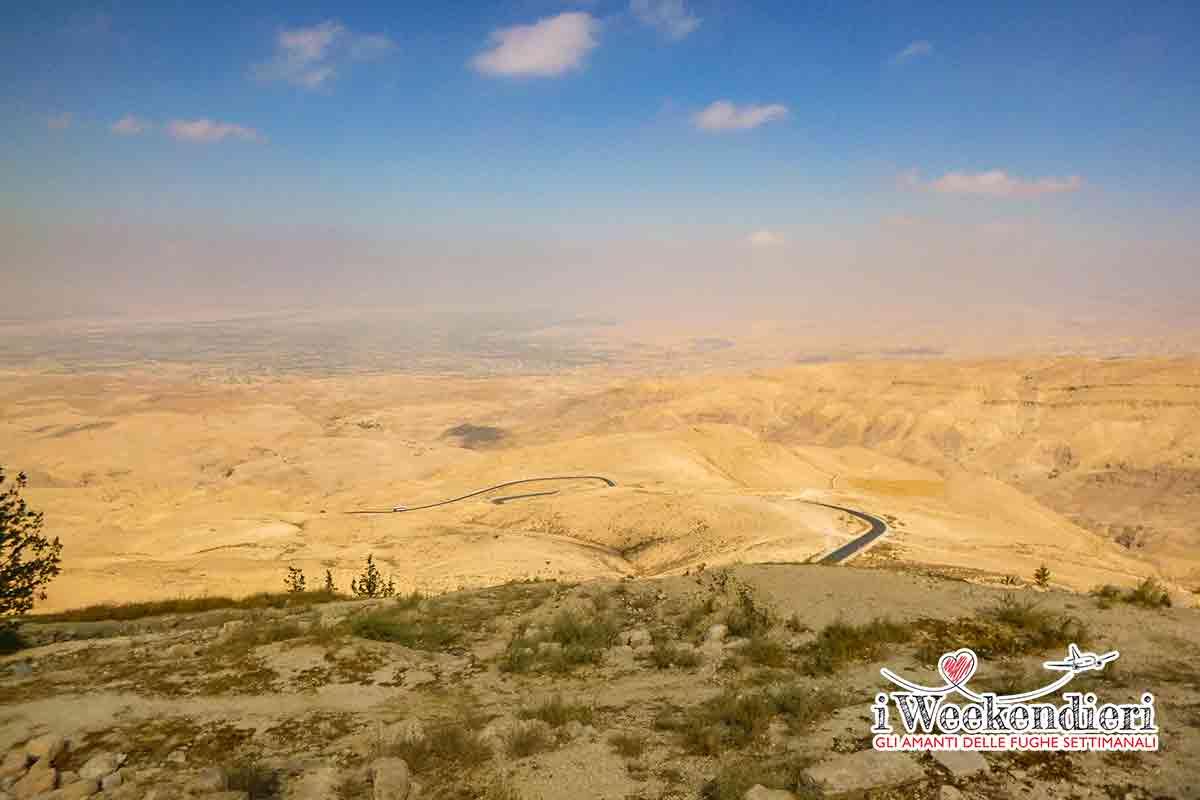 cosa vedere giordania