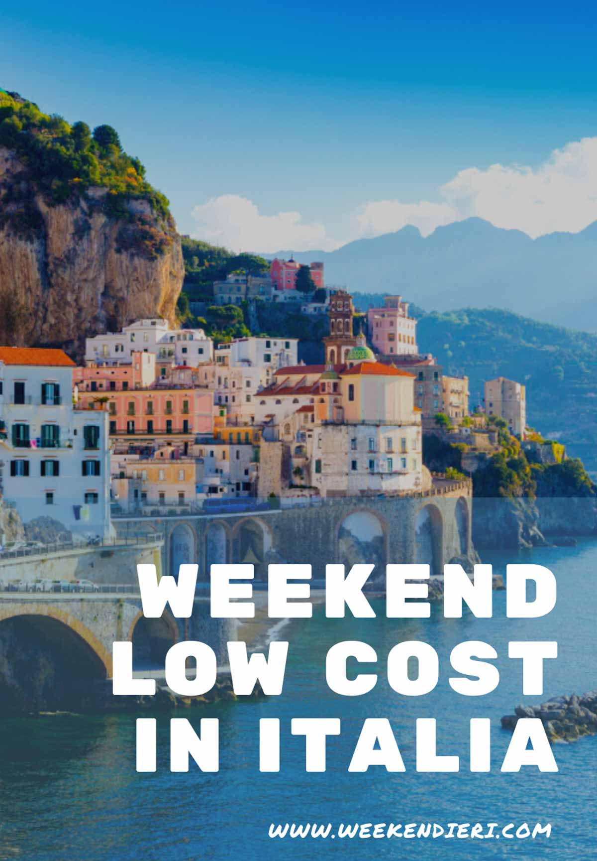 weekend low cost Italia