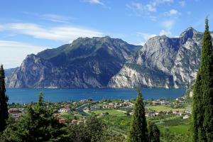 sentieri panoramici trentino lago garda