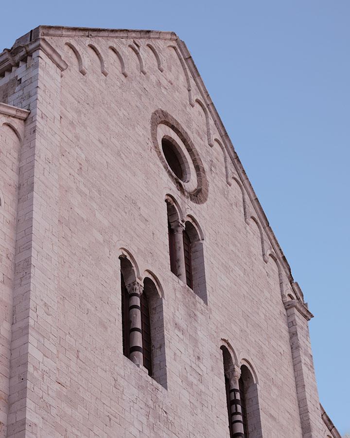 Basilica di San Nicola a Bari Vecchia