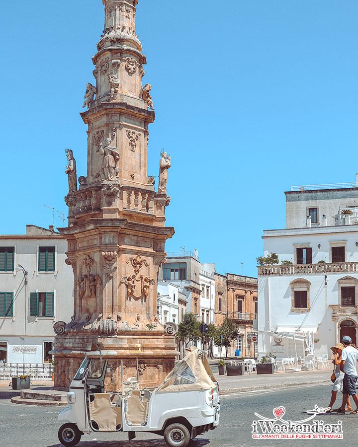 Colonna di Sant'Oronzo Ostuni