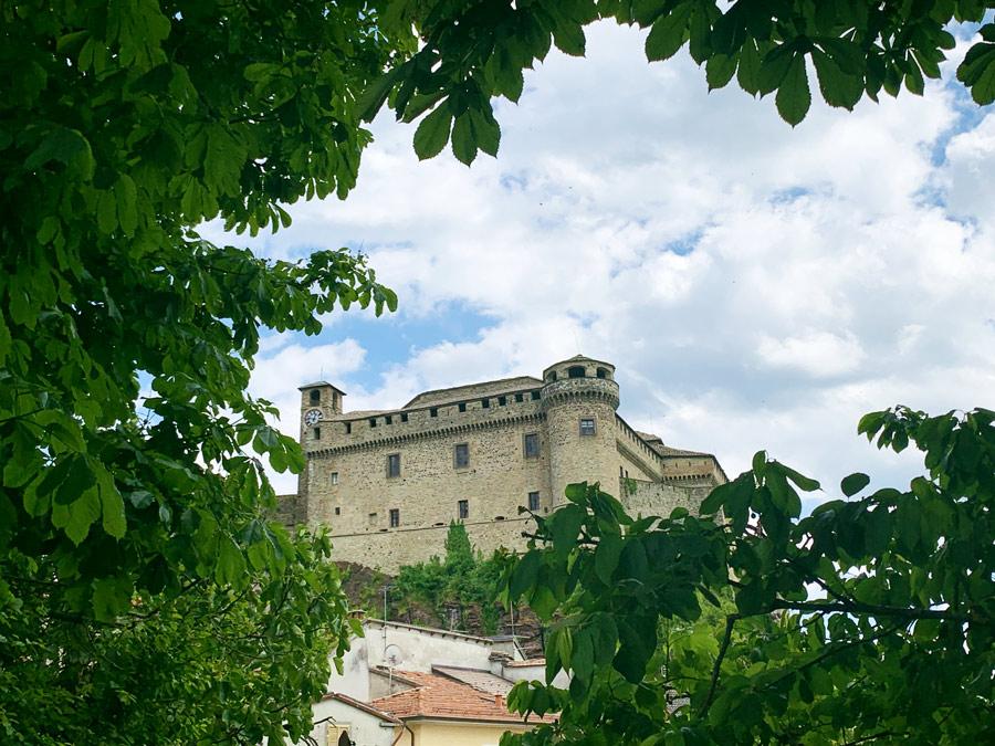 castello bardi parma