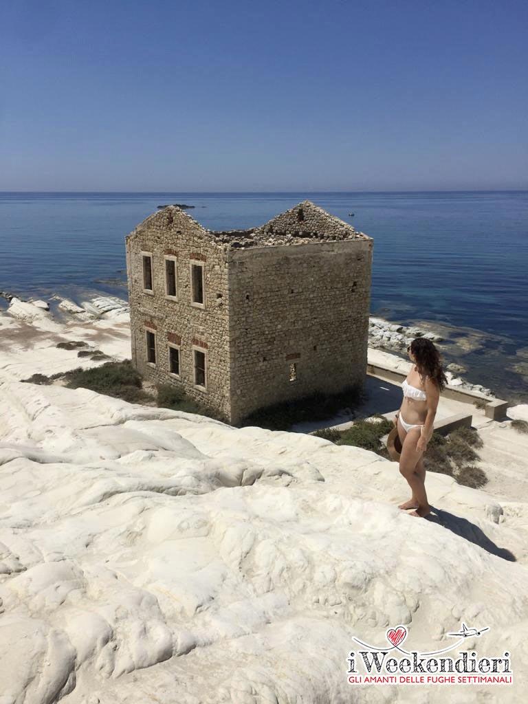 Cosa vedere ad Agrigento - Punta Bianca