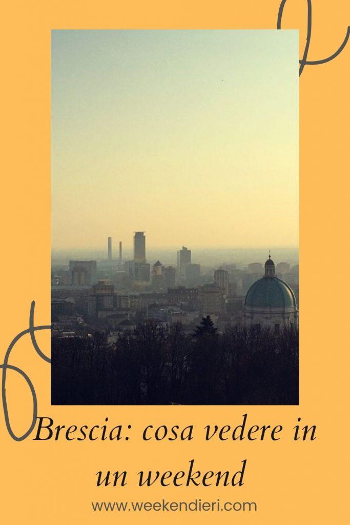 Brescia cosa vedere