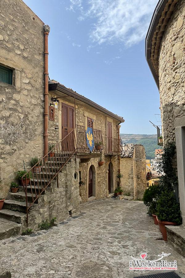 Nebrodi: Montalbano Elicona