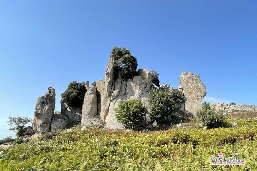 Nebrodi: Megaliti dell'Argimusco