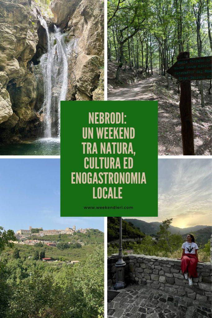 Nebrodi: un weekend fra i borghi all'insegna della natura, della cultura e dell'enogastronomia locale